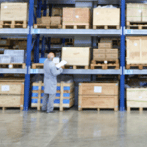 Warehouse Logistics — GSK Logistics